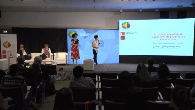 Caso clinico – Mielofibrosi: inquadramento prognostico e terapeutico – Discussione