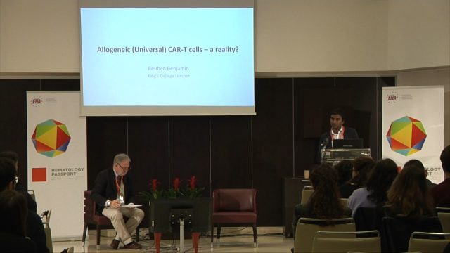 1 - Allogeneic CAR-T cell therapy and next generation CAR-Ts'