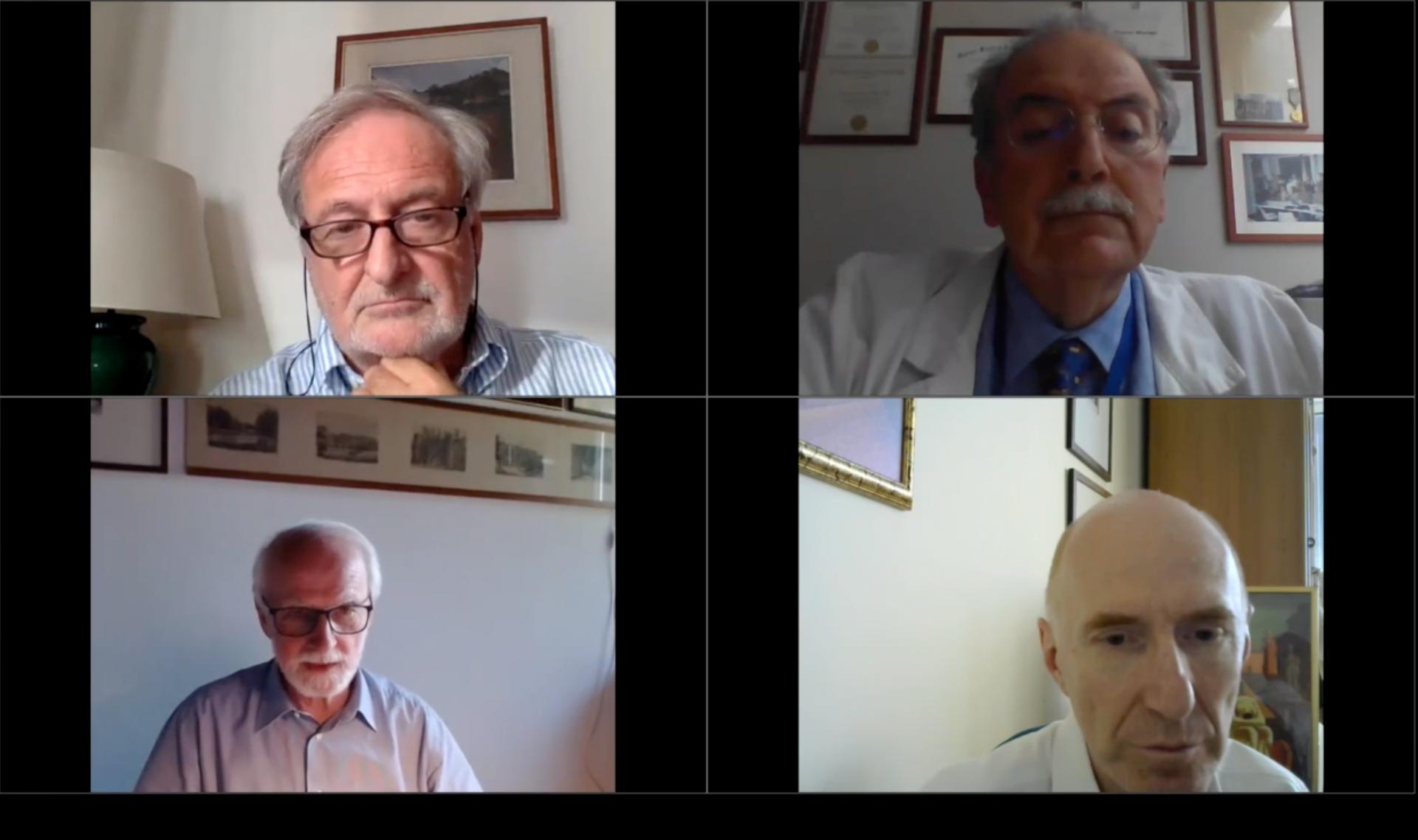 Impatto del COVID-19 nelle neoplasie ematologiche – discussione